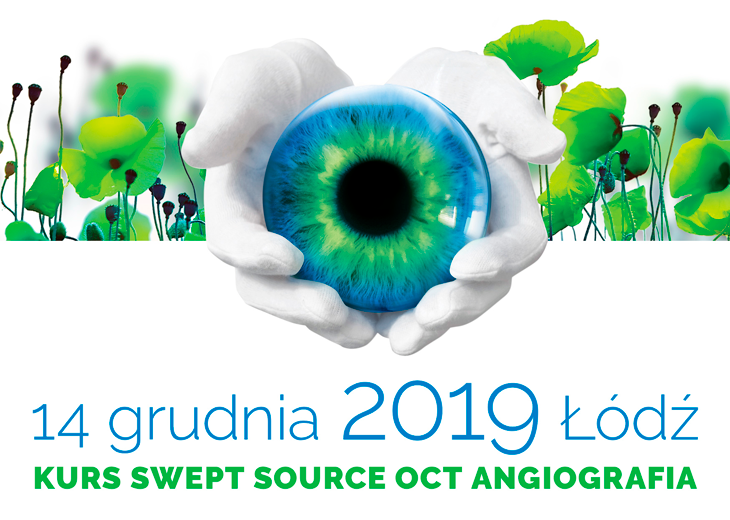 KURS Swept Source OCT angiografia, Swept Source OCT 2019